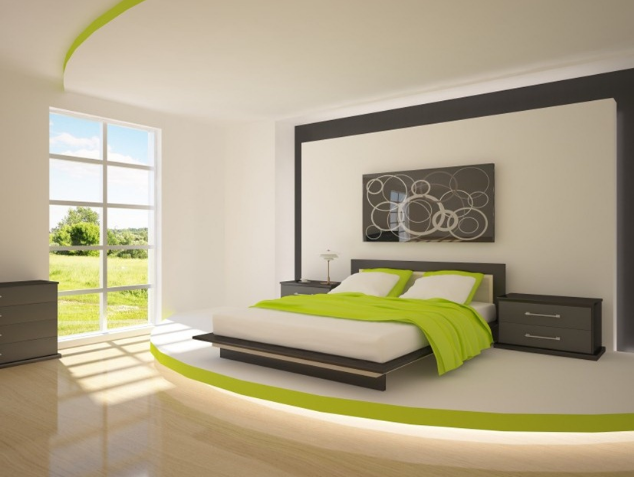 Fitted Bedroom Capital Bedrooms White Gray Green