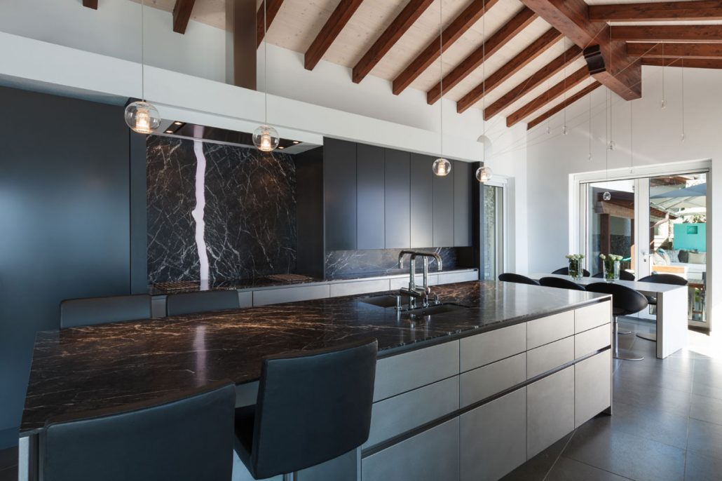 Contemporary Custom Kitchen