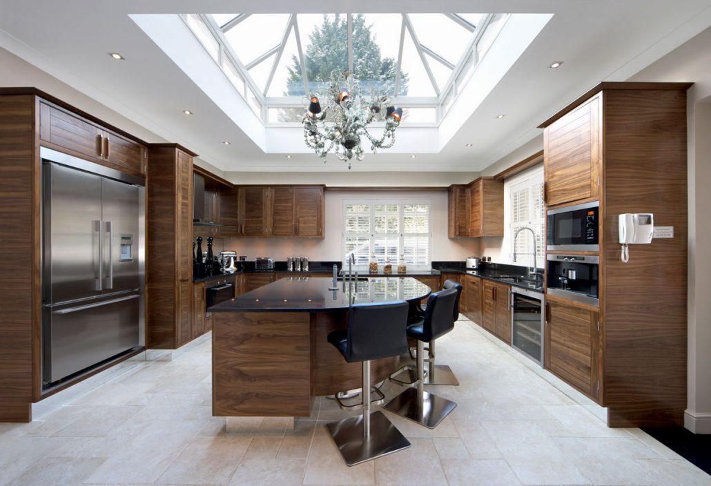 Fitted Kitchen in London UK